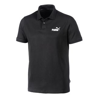 Puma Poloshirt ESS schwarz/weiß
