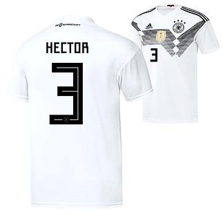 Adidas Deutschland WM 2018 DFB Trikot Heim HECTOR