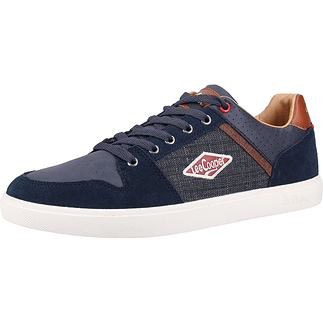 Lee Cooper Sneaker Leder/Textil dress blues