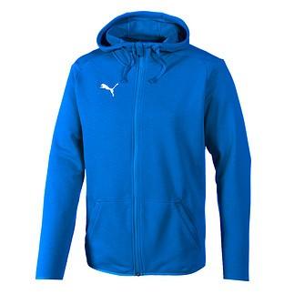 Puma Kapuzenjacke LIGA Blau