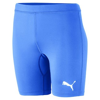Puma Shorts LIGA Baselayer Hellblau