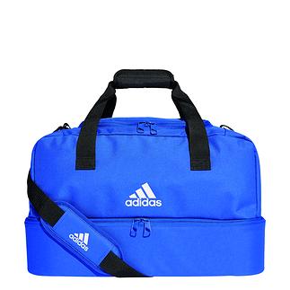 Adidas Sporttasche mit Bodenfach Tiro Größe S Blau