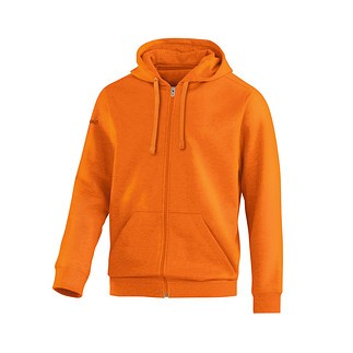 Jako Kapuzenjacke Team orange