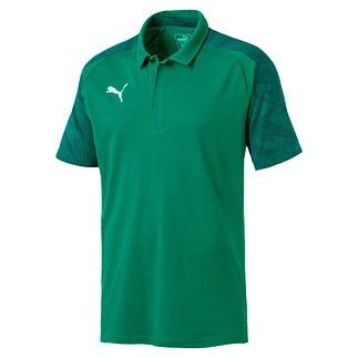 Puma Poloshirt CUP Sideline Grün