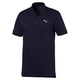 Puma Poloshirt ESS Basic Blaugrau