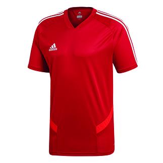 Adidas Trainingsshirt Tiro 19 Rot