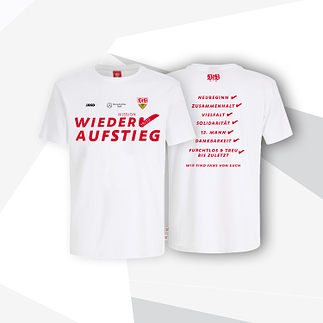 VfB Stuttgart T-Shirt AUFSTIEG 2020