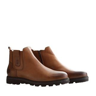 TRAVELIN OUTDOOR Winterboot Rovde cognac