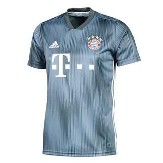 Adidas FC Bayern München Trikot 2018/2019 3rd