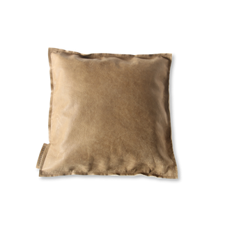 The Pearsons Home Kissen Leather olive