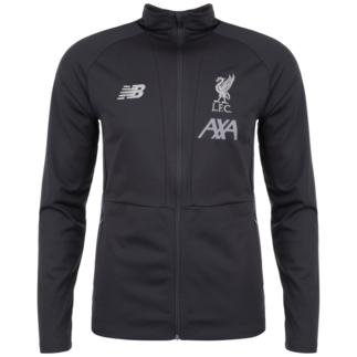 New Balance FC Liverpool Trainingsjacke Travel Knitted anthrazit