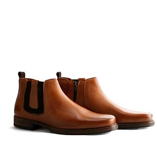 TRAVELIN OUTDOOR Boot London Chelsea cognac