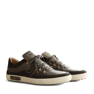 TRAVELIN OUTDOOR Sneaker Aberdeen Sport dunkelbraun