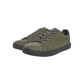 URBAN CLASSICS Sneaker Summer olive/schwarz