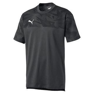 Puma T-Shirt CUP Casuals Grau