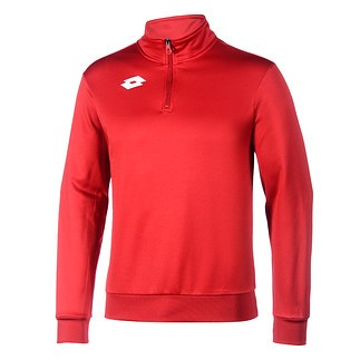 Lotto Trainingsjacke Delta Half-Zip flame