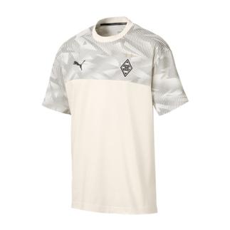 Puma Borussia Mönchengladbach T-Shirt Casuals weiß/grau
