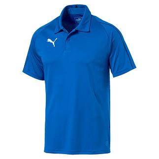Puma Poloshirt FINAL Training Blau