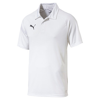 Puma Poloshirt LIGA Sideline Weiß
