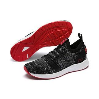 Puma Sneaker NNEK Engine Schwarz/Rot