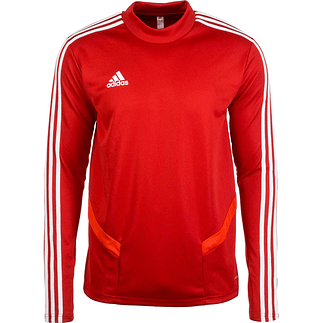 Adidas Trainingsshirt Langarm Tiro 19 Rot