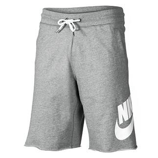 Nike Shorts Sportswear hellgrau