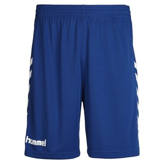 hummel Shorts Core Poly blau