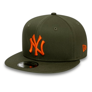 New Era New York Yankees Cap League Established 9FIFTY grün