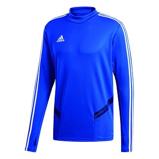 Adidas Trainingsshirt Langarm Tiro 19 Blau