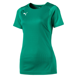 Puma Trainingsshirt LIGA Damen grün