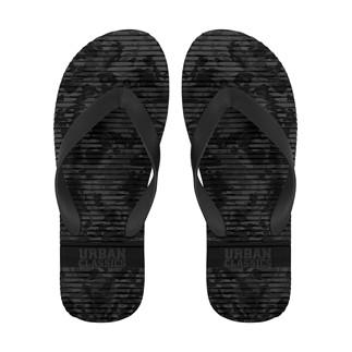 URBAN CLASSICS FlipFlops Basic dark camo