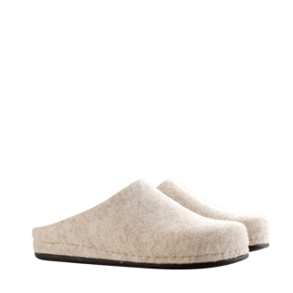 TRAVELIN OUTDOOR Hausschuh Be-Home sand