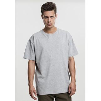 URBAN CLASSICS T-Shirt Heavy Oversized grau