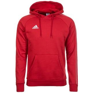 Adidas Hoodie Core 18 Rot