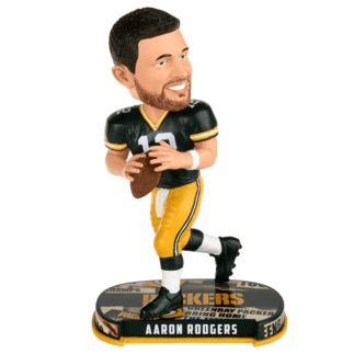 Forever Collectibles Green Bay Packers Bobblehead Aaron Rodgers grün/gelb