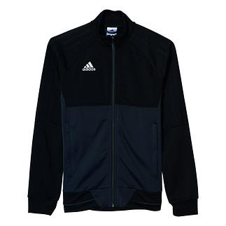 Adidas Trainingsjacke Tiro Kinder Schwarz/Dunkelgrau