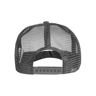 MasterDis Baseballcap Trucker High Profile dunkelgrau/schwarz