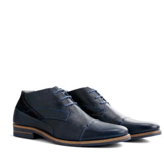 NoGRZ Boot F.L. Wright blau