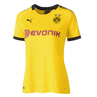 Puma Borussia Dortmund Trikot 2019/2020 Heim Damen