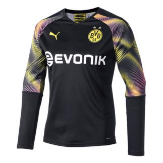 Puma Borussia Dortmund Torwarttrikot 2019/2020 Heim Kinder