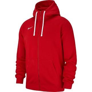 Nike Kapuzensweatjacke Club 19 Rot