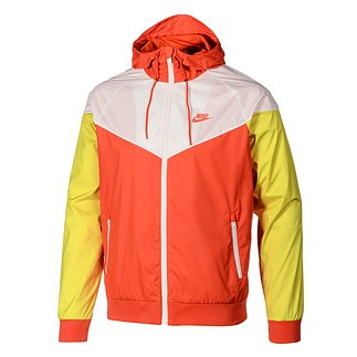 Nike Kapuzenjacke Windrunner orange/orange