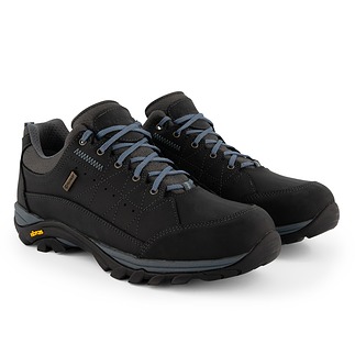 TRAVELIN OUTDOOR Trekking Boot Aarhus Casual Low grau