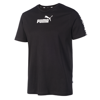 Puma T-Shirt Amplified Black