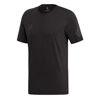 Adidas T-Shirt TAN LOGO Schwarz