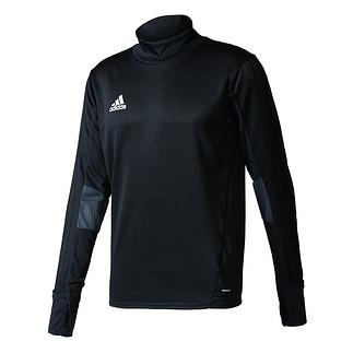 Adidas Trainingsshirt Langarm Tiro Schwarz