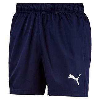 Puma Shorts Active Woven Blau