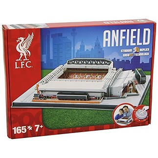 nanostad 3D Stadion Puzzle Anfield Road Liverpool