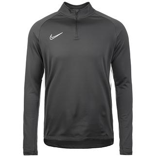 Nike Trainingsshirt Langarm Academy 19 Anthrazit