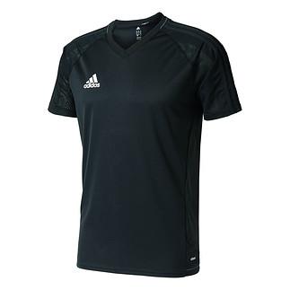 Adidas Trainingsshirt Tiro Kinder Schwarz
